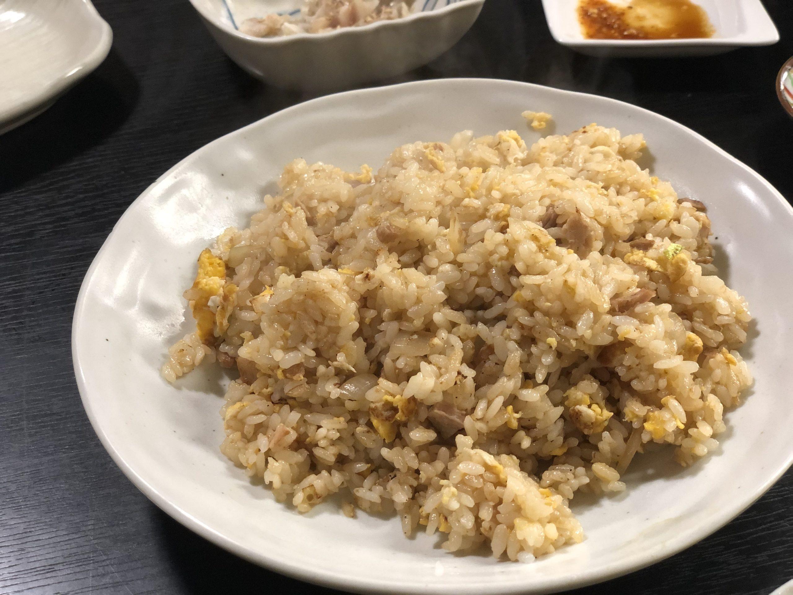 炒飯(690円)